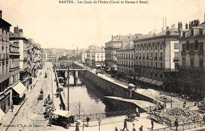 Un canal historique pour relier l'Ouest et l'Est